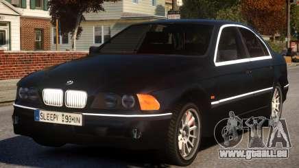 BMW 525i E39 für GTA 4