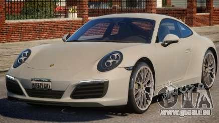 2017 Porsche 911 Carrera S für GTA 4