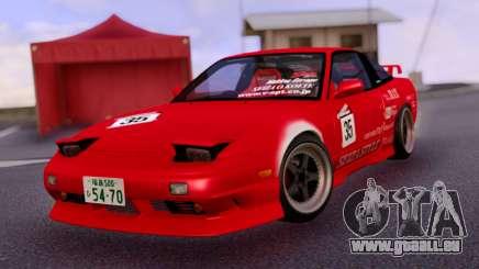 Nissan 180SX für GTA San Andreas