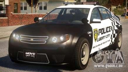 Cheval Fugitive 785 pour GTA 4