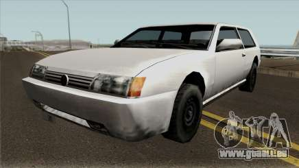 Volkswagen Gol 0.1 - Flash Edit (SA Style) für GTA San Andreas