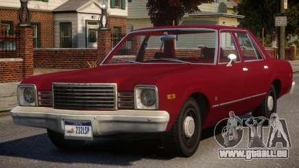 1979 Dodge Aspen für GTA 4