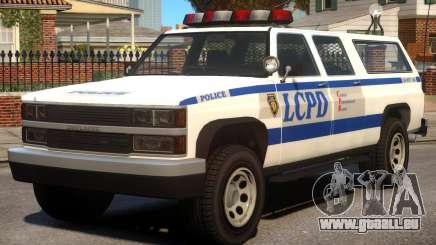 Declasse Police Ranger [V1.2] für GTA 4