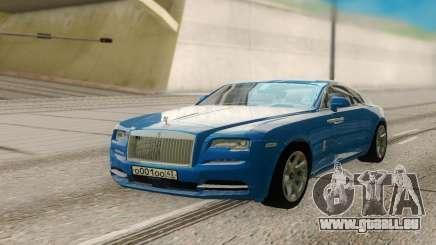 Rolls-Royce Wraith für GTA San Andreas