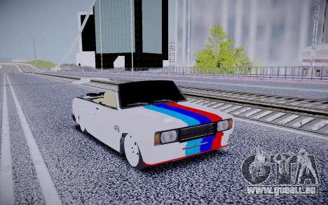 VAZ 2104 Cabrio für GTA San Andreas
