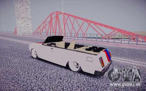 VAZ 2104 Cabrio für GTA San Andreas rechten Ansicht