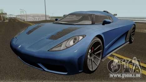 Overflod Entity XXR GTA V pour GTA San Andreas