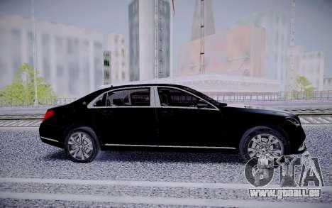 Mercedes-Benz S560 Maybach für GTA San Andreas