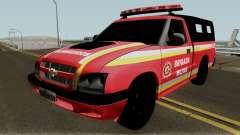 Chevrolet S-10 CBMRS pour GTA San Andreas