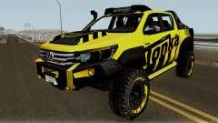 Toyota Hilux Tonka Concept 2017 pour GTA San Andreas