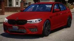 2018 BMW M5 (F90) pour GTA 4