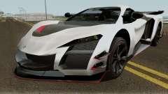 Alexander XCR (130R) für GTA San Andreas