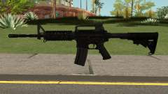 COD: Modern Warfare Remastered M4A1 pour GTA San Andreas