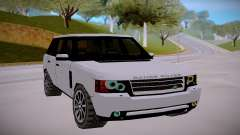 Land Rover Range Rover Supercharged Mk.III 2012 für GTA San Andreas