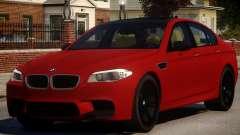 BMW M5 F10 Aige-edit V1.3 pour GTA 4
