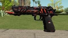Desert Eagle Born Beast für GTA San Andreas