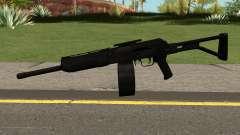 SAIGA 12K pour GTA San Andreas