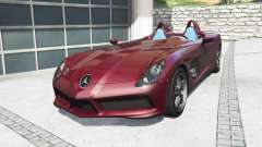 Mercedes-Benz SLR McLaren (Z199) 2009 [add-on] pour GTA 5