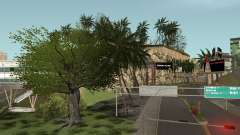 Dream of Trees Project pour GTA San Andreas
