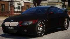 BMW 6 Drift
