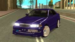 Toyota MarkII JZX100 pour GTA San Andreas