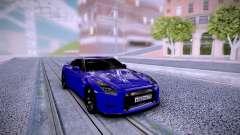 Nissan GT-R R35 Dima Gordey