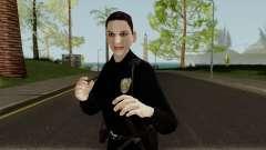 Female Cop LSMPD GTA V für GTA San Andreas