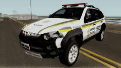 Fiat Palio Weekend 2013 PATAMO pour GTA San Andreas