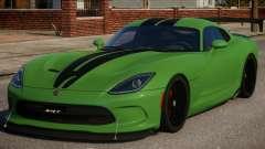 Dodge Viper 2013 PJ2 für GTA 4