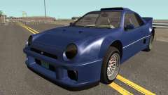 Vapid GB200 GTA V pour GTA San Andreas
