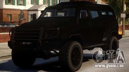 HVY Insurgent pour GTA 4