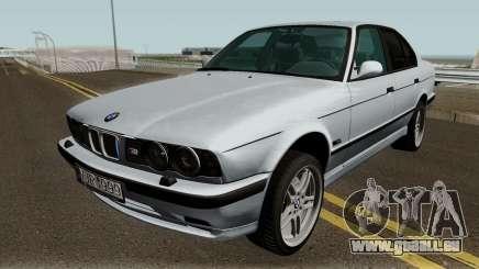 BMW E34 M5 HQ pour GTA San Andreas
