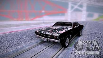 Dodge Challenger RT 1970 für GTA San Andreas
