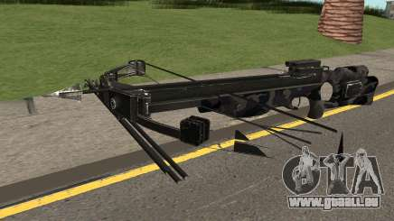 The Walking Dead Daryl Dixon Weapon pour GTA San Andreas