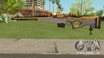 AWM from Knives Out für GTA San Andreas