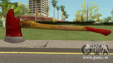 Fortnite Fireaxe pour GTA San Andreas