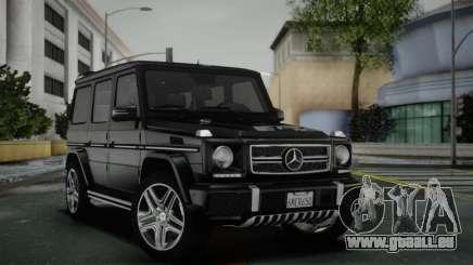 Mercedes-Benz G65 pour GTA San Andreas