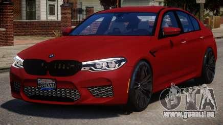 2018 BMW M5 (F90) für GTA 4