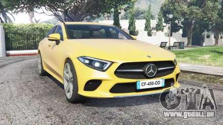 Mercedes-Benz CLS 450 (C257) 2018 v1.2 pour GTA 5