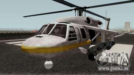 Western Annihilator GTA V pour GTA San Andreas