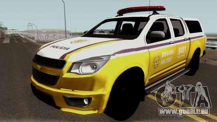 Chevrolet S-10 Brigada Militar pour GTA San Andreas