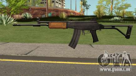 Galil Assault Rifle pour GTA San Andreas