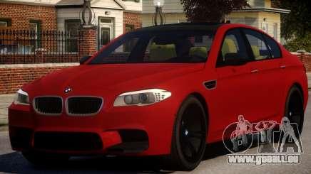 BMW M5 F10 Aige-edit V1.3 für GTA 4