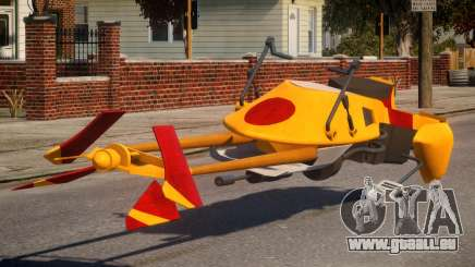 Star Wars Speeder Bike pour GTA 4