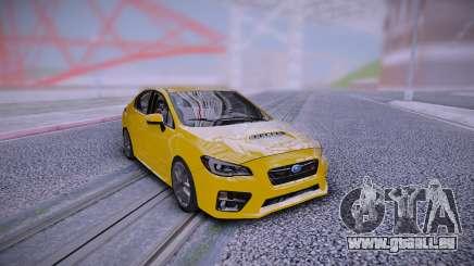 2018 Subaru WRX STI 4Dr Sport Pkg 6sp für GTA San Andreas