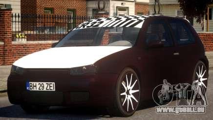 VW Golf IV für GTA 4