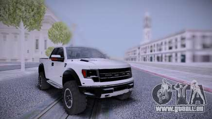 Ford F150 Raptor für GTA San Andreas
