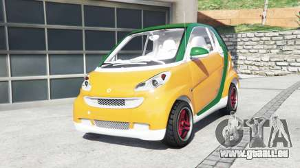 Smart ForTwo 2012 v2.0 [replace] pour GTA 5