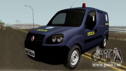 Fiat Doblo da SUSEPE für GTA San Andreas