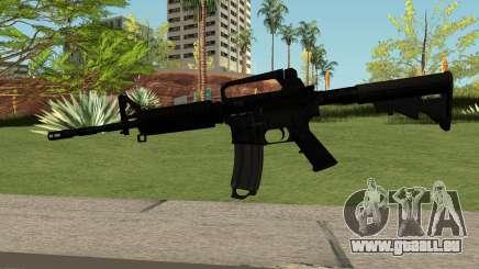M4 HQ pour GTA San Andreas